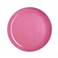 Тарелка обеденная 26 см Luminarс Arty Pink L1050