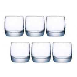 Набор стаканов низких 310 мл 6 шт Luminarс French Brasserie H9370