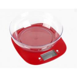 Весы кухонные Magio 290 красные