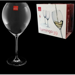 Набор бокалов для вина Rona Flamingo 910 мл - 6 шт