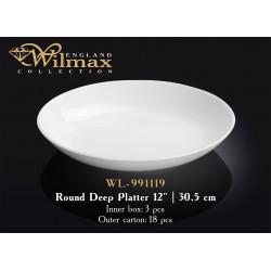 Wilmax Блюдо глубокое круглое 30,5см WL-991119