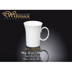 Кружка 350мл  Wilmax WL-993011