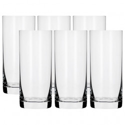 Набор стаканов для воды 300мл/6шт Bohemia Barline