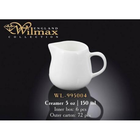 Wilmax Молочник 150мл WL-995004