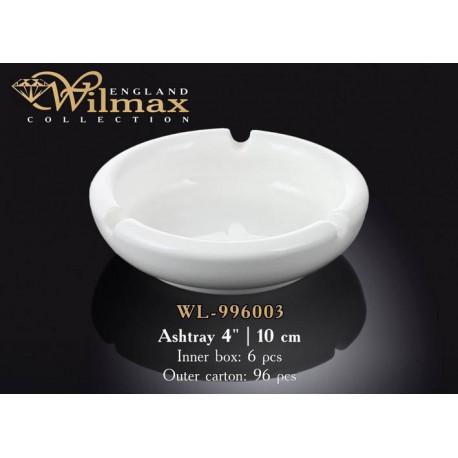 Wilmax Пепельница 10см WL-996003