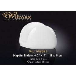 Wilmax Подставка д-салфеток 11х8cм WL-996093