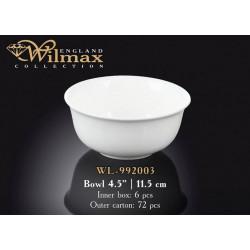 Салатник круглый 11,5см Wilmax WL-992003