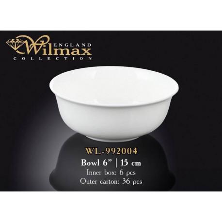 Салатник круглый 15см Wilmax WL-992004
