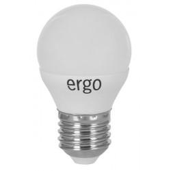 Светодиодная лампа (LED) ERGO Standard G45 E27 4W 220V 4100K (LSTG45E274ANFN)