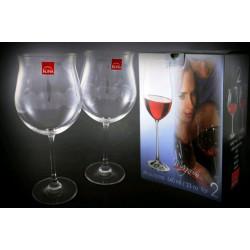 Бокалы для вина Rona Magnum 660-2шт 3276/660