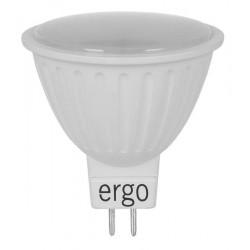 Светодиодная лампа (LED) ERGO Standard  MR16 GU5.3 3W 220V 3000K (LSTGU5.33AWFN