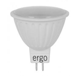 Светодиодная лампа (LED) ERGO Standard  MR16 GU5.3 5W 220V 3000K (LSTGU5.35AWFN)