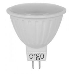 Светодиодная лампа (LED) ERGO Standard  MR16 GU5.3 7W 220V 3000K (LSTGU5.37AWFN)