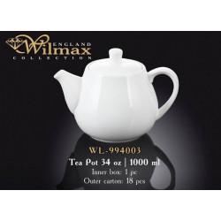 Wilmax Чайник заварочный 1000мл WL-994003