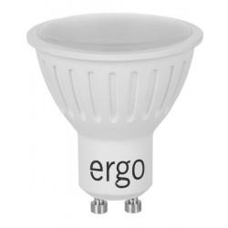 Светодиодная лампа (LED) ERGO Standard MR16 GU10 5W 220V 3000K (LSTGU105AWFN)