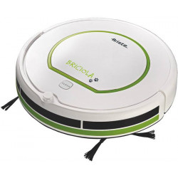 Робот-пылесос Ariete 2711 White Green