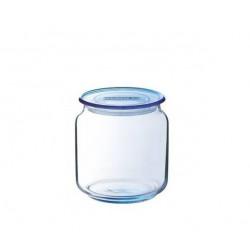 Банка для сыпучих 0,5л Luminarс Rondo Ice Blue J7527