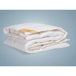Одеяло евро Penelope - Dove пуховое 195х215