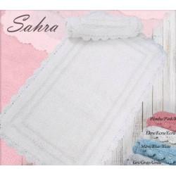 Коврик для ванной 50*80 Irya Sahra молочный