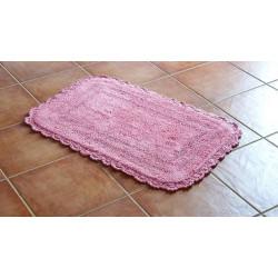 Коврик для ванной 50*80 Irya Sahra розовый