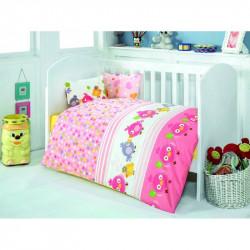 Детское постельное белье для младенцев Eponj Home - Zuzu Pembe