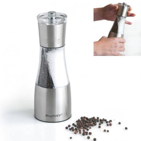 Мельница  для соли и перца BergHoff Duo (1106237)