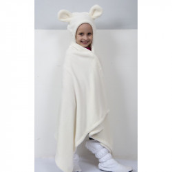 Плед-уголок Barine - Bunny 75х150