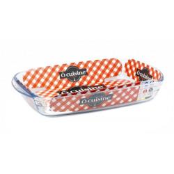 Форма прямоугольная 35х22см Pyrex O Cuisine Basic 248BC00