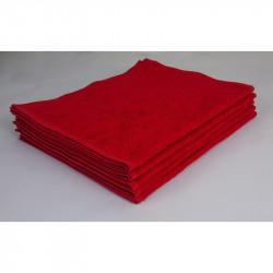 Полотенце 40х70 Lotus Отель - Красное