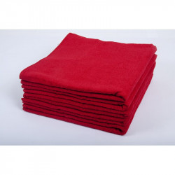 Полотенце 50х90 Lotus Отель - Красное