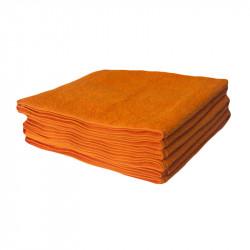 Полотенце 70х140 Lotus Отель - Оранжевое