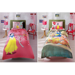 Постельное белье 160х220 подростковое Tac Disney - Snow White The Sweetest