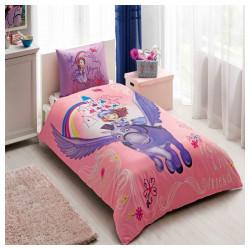Постельное белье 160х220 подростковое Tac Disney - Sofia & Minimus
