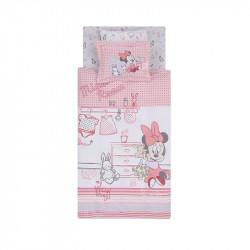 Постельное белье для младенцев Tac Disney - Minnie Scribble Play Baby