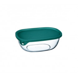 Емкость для еды прямоугольная 2200мл Luminarс Nest & Store L7698