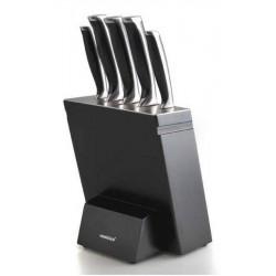 Набор ножей 6 пр. в черной колоде BergHOFF