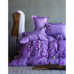 Постельное белье евро Karaca Home сатин - Nedra