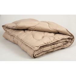 Одеяло Lotus - Comfort Wool 170х210 кофе двуспальное