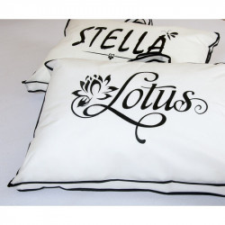 Подушка Lotus 50х70 - Stella белый