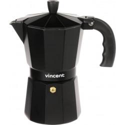 Кофеварка гейзерная 6чашек Vincent VC-1366-600