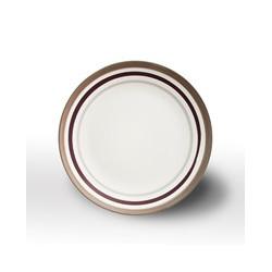 Тарелка обеденная 27см Milika Mocco Brown M0480-SH05D
