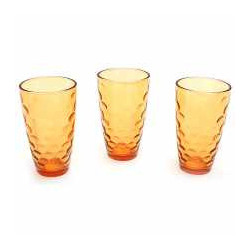 Набор стаканов 425мл (3шт) Bonadi Стекло 533-40
