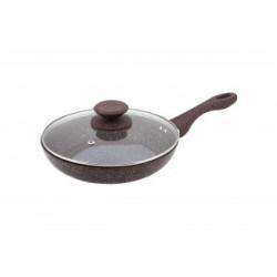 Сковорода Cranchio Pietra naturale induzione, 24х5,5 см. 88156