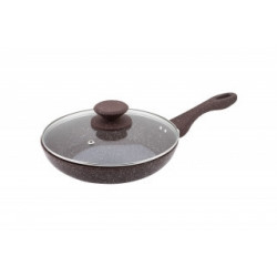 Сковорода Cranchio Pietra naturale induzione, 26х5,5 см. 88157