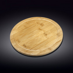 Блюдо круглое сервировочное 28см Wilmax Bamboo WL-771089