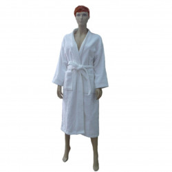 Халат отель кимоно Home Line S/M белый