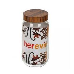 Банка Herevin Woody 1 л 231377-000