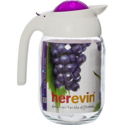 Кувшин 1,5л Herevin Toledo Purple 111269-003