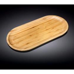 Wilmax.Bamboo.Блюдо овальне пласке 30,5х15см