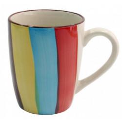 Кружка 390мл Milika Rainbow Azur M0420-29